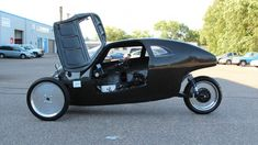 """Raht Racer velomobile may let riders pedal """"as fast as a car"""" - Images"""