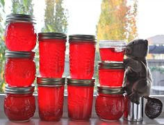 High Bush Cranberry Jelly - A Canadian Foodie