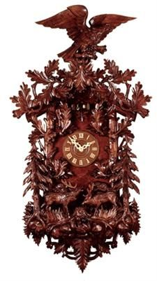 everthing is cuckoo on pinterest cuckoo clocks black forest and clock. Black Bedroom Furniture Sets. Home Design Ideas