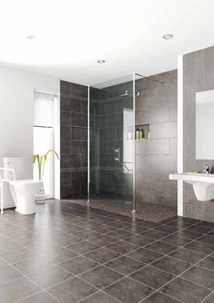 Handicapped Accessible & Universal Design Showers - modern - showers - cleveland - Innovate Building Solutions