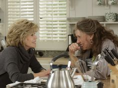 Face-to-Face: Jane Fonda & Lily Tomlin - Wonderful, candid interview with these two great ladies!