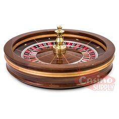 Roulette Wheel 22 inch Professional Grade