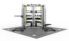 The Corner functional training system
