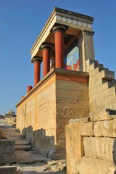 Crete Heraclion Knossos Skoulas