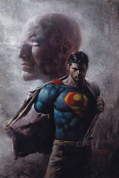 Superman Amazing Art
