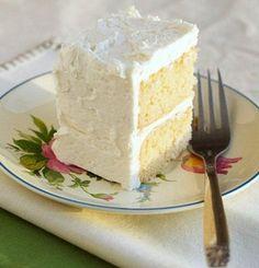 vegan citrus layer cake