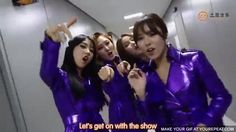 A spontaneous dramatic exit of Mamamoo! Let's get on with the show show show show show!