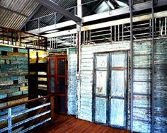 Incredible Bangkok Guesthouse Made From Salvaged Wood | Inhabitat - Sustainable Design Innovation, Eco Architecture, Green Building