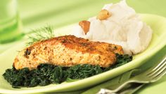 For a protein-packed meal rich in omega-3s, season some salmon and throw it in the oven. Yes, it's really that simple.