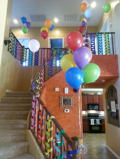 22 Ideas Birthday Surprise Ideas For Kids Mornings House Birthday Balloon Surprise, Birthday Morning Surprise, Birthday Balloons, Diy Birthday, Birthday Parties, Birthday Ideas, Birthday Quotes, Birthday Wishes, Surprise Parties