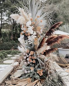⠀⠀⠀⠀⠀⠀⠀⠀⠀ ⠀⠀⠀⠀⠀⠀⠀⠀⠀ If you crave a boho luxe wedding, one that is full of magical blooms, spiritual celebrants, festoon lighting… Luxe Wedding, Floral Wedding, Wedding Colors, Wedding Flowers, Dream Wedding, Wedding Ceremony, Fleurs Diy, Boho Wedding Decorations, Ceremony Decorations