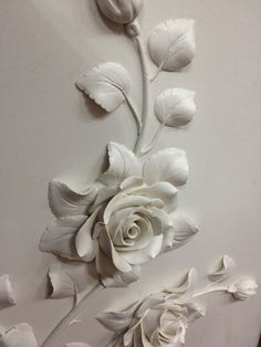 Plaster Crafts, Plaster Art, Tile Crafts, Clay Crafts, Plaster Sculpture, Wall Sculptures, Sculpture Art, Cement Art, Clay Art Projects