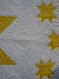 lovely quilting job