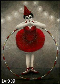 Artodyssey: Johanna Perdu
