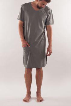 New Men/'s 100/% Cotton Sleepwear Pajamas Set Long Sleeve Home Clothes L-3XL #L2