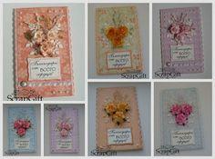 ♥ Кусочек Счастья ♥: Благодарственные открытки