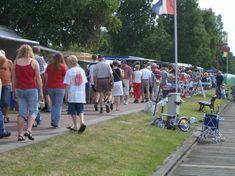 Kram- und Trödelmarkt zum Hafenfest in 26629 Timmel/Großefehn