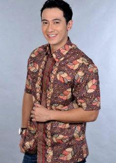 Batik fashion for men