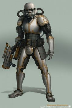 When 'Star Wars' Meets Steampunk - DesignTAXI.com