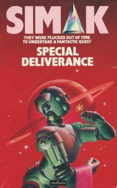 Special Deliverance, Clifford D.  Simak. Methuen.