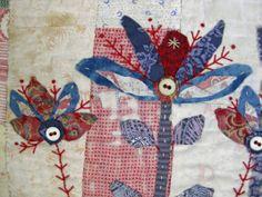 Picture Folk Art Flowers Mandy Pattullo