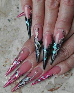 Shellplate nails