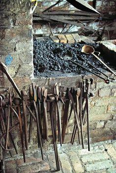 Blacksmiths Forge by dougfripp, via Flickr
