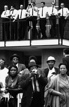 Selma March Montgomery © Steve Shapiro