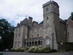 Château de Kersaliou - Finistère