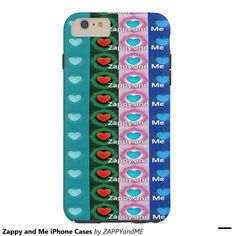 Zappy and Me iPhone Cases Barely There iPhone 6 Plus Case
