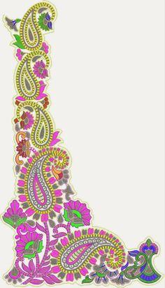 Glamorous Patches For Lehenga Cholis Designs - Embdesigntube