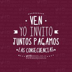 ¿Te suena? #frases #frasessincity #sincity #sincitycolombia #colombia #ven…