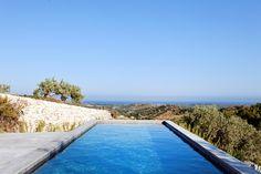 Mura Mura - stylish panoramic villa with pool near Noto, Sicily