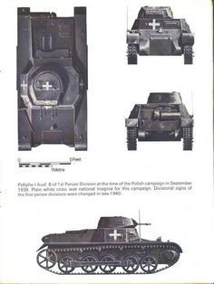 Panzer I ausf B