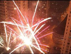 Imagine the Fourth of July without the fireworks display on Washington's Mall, or New Years on Times Square without the ball dropping. In China, where fireworks were invented, the Lunar New Year on Friday may be celebrated without them.