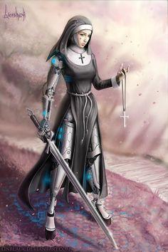 science fiction nuns - Google Search