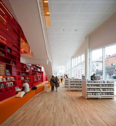 Molde Public Library (NO) BCI Design