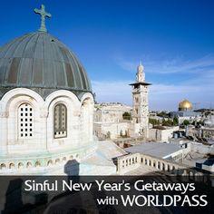 Jerusalem #WORLDPASS #AmazingDeals #LiveAndTravel