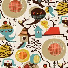 pattern happiness