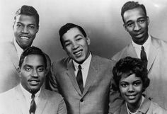 The Miracles | Motown Royalty - Smokey Robinson and the Miracles - Oprah.com