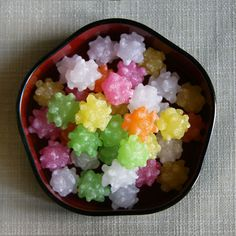 It's japanese candy
