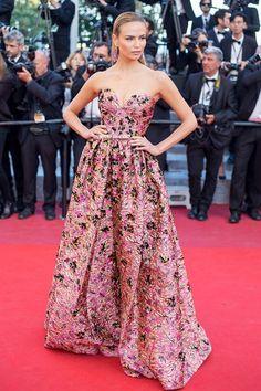 Natasha Poly | Cannes Film Festival 2016