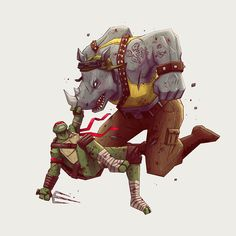 For all things Teenage Mutant Ninja Turtles! Ninja Turtles Art, Teenage Mutant Ninja Turtles, Bebop And Rocksteady, Turtle Day, Tmnt Comics, Legend Images, Fan Art, Sketch Inspiration, Alien Logo