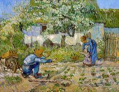 Vincent Van Gogh - Primeros pasos