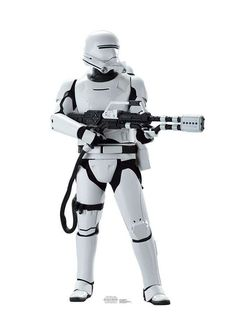 Star Wars: Episode VII - The Force Awakens - Promotional Photo of a Stormtrooper