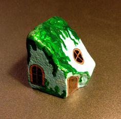 Kamienny+domek++by+Unicatella+w+Unicatella+-+kamienie+ręcznie+malowane+na+DaWanda.com