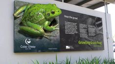 Have a look at our colac environmental signage installed to help educate and engage the travelling public on the rare and threatened species in the local region. Simple Designs, Signage, Environment, Concrete, Simple Drawings, Signs, Cement