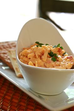 Lightened-Up Pimiento Cheese Recipe - Ingredients, Inc.
