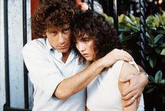 """Alain Souchon, Isabelle Adjani dans """"L'été meurtrier"""" (Jean Becker, 1983)"""