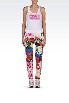 SWEAT PANTS: Pants Women by Armani - 2